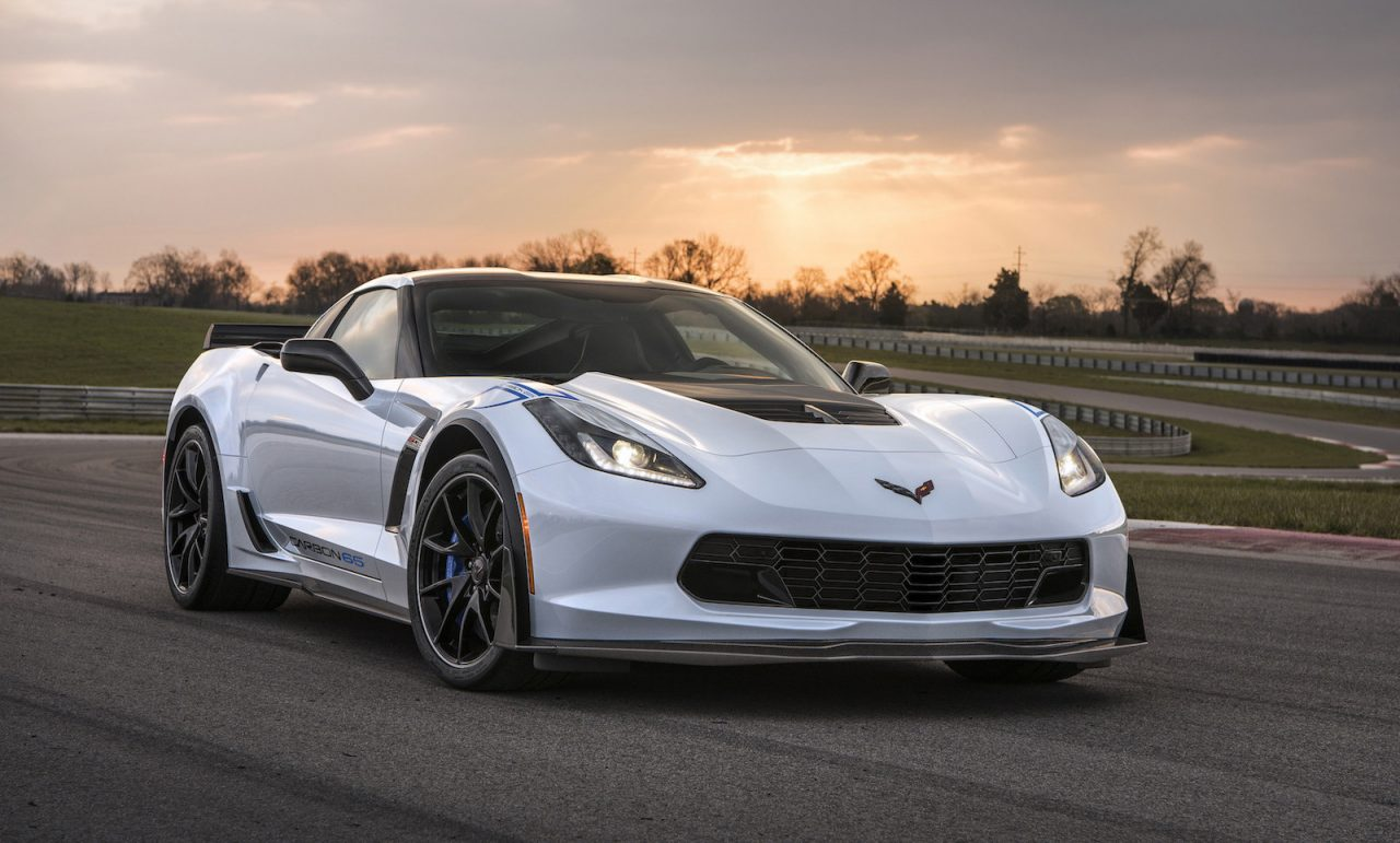 2018 chevrolet corvette carbon 65 edition 2018 chevrolet corvette ...