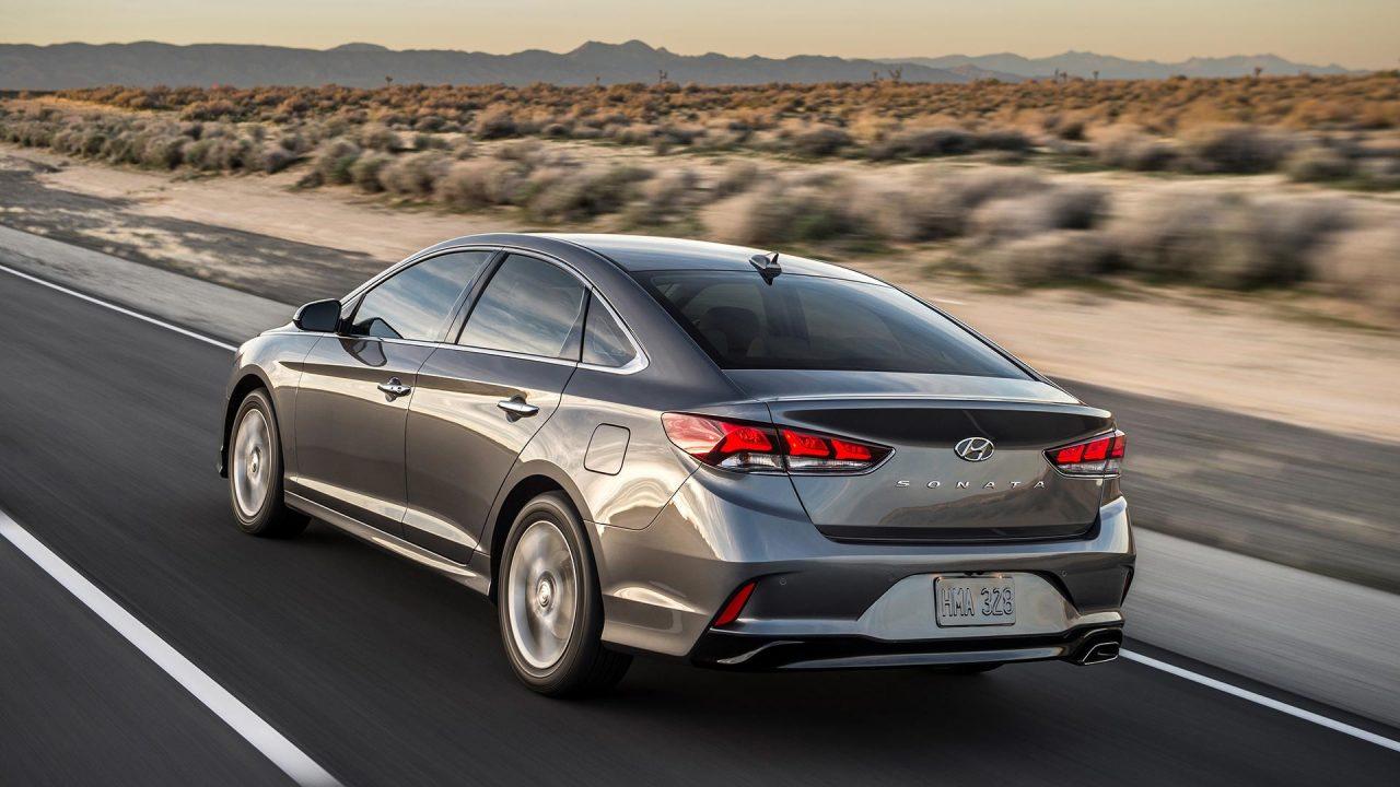 Wonderful 2018 Hyundai Sonata Unveiled At New York Auto Show