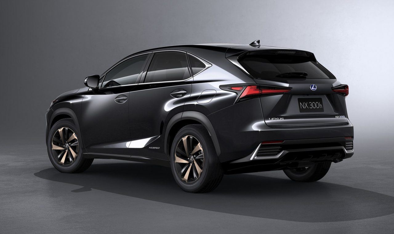 2018 lexus nx facelift brings adaptive suspension 39 200t 39 now 39 300 39 performancedrive. Black Bedroom Furniture Sets. Home Design Ideas
