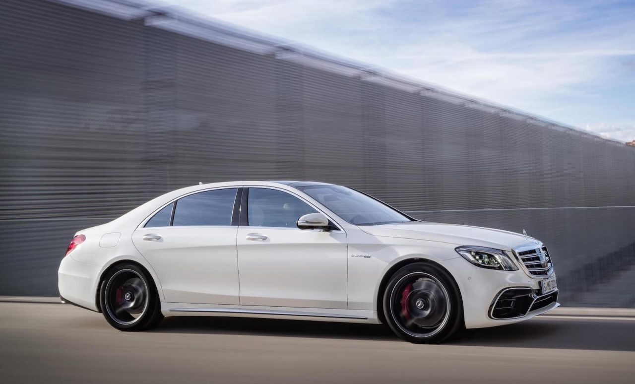 2018 mercedes benz s class revealed debuts new inline six performancedrive. Black Bedroom Furniture Sets. Home Design Ideas