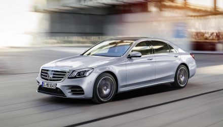 2018 Mercedes-Benz S-Class revealed, debuts new inline six