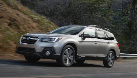 2018 Subaru Outback brings minor updates in most areas
