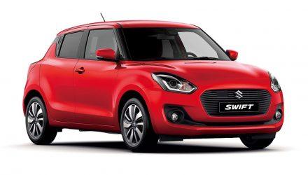 2017 Suzuki Swift arrives in Australia in June