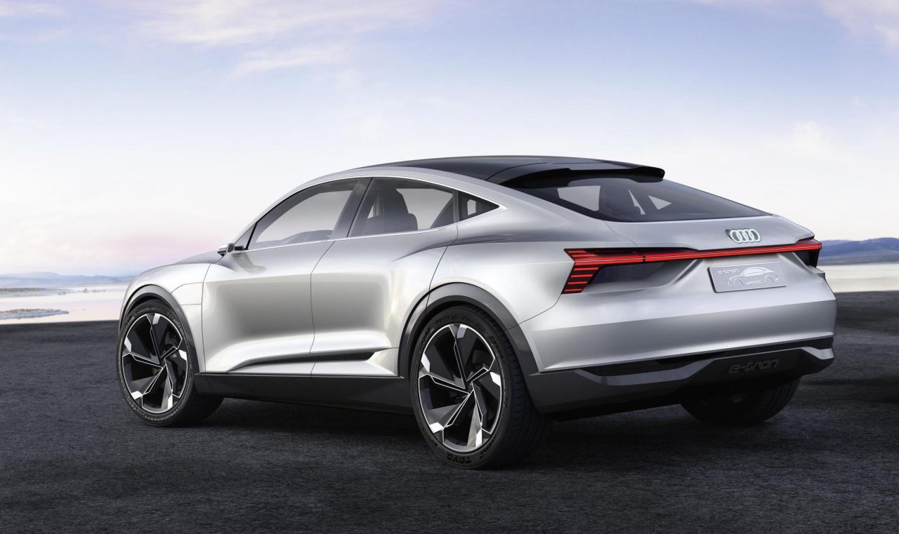 Image Result For Audi A Sportback E Tron Used