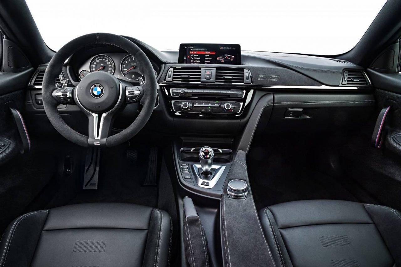 bmw m4 cs interior edition limited revealed power performancedrive driving