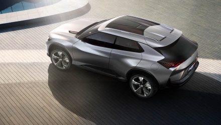 Chevrolet FNR-X concept unveiled at Shanghai show