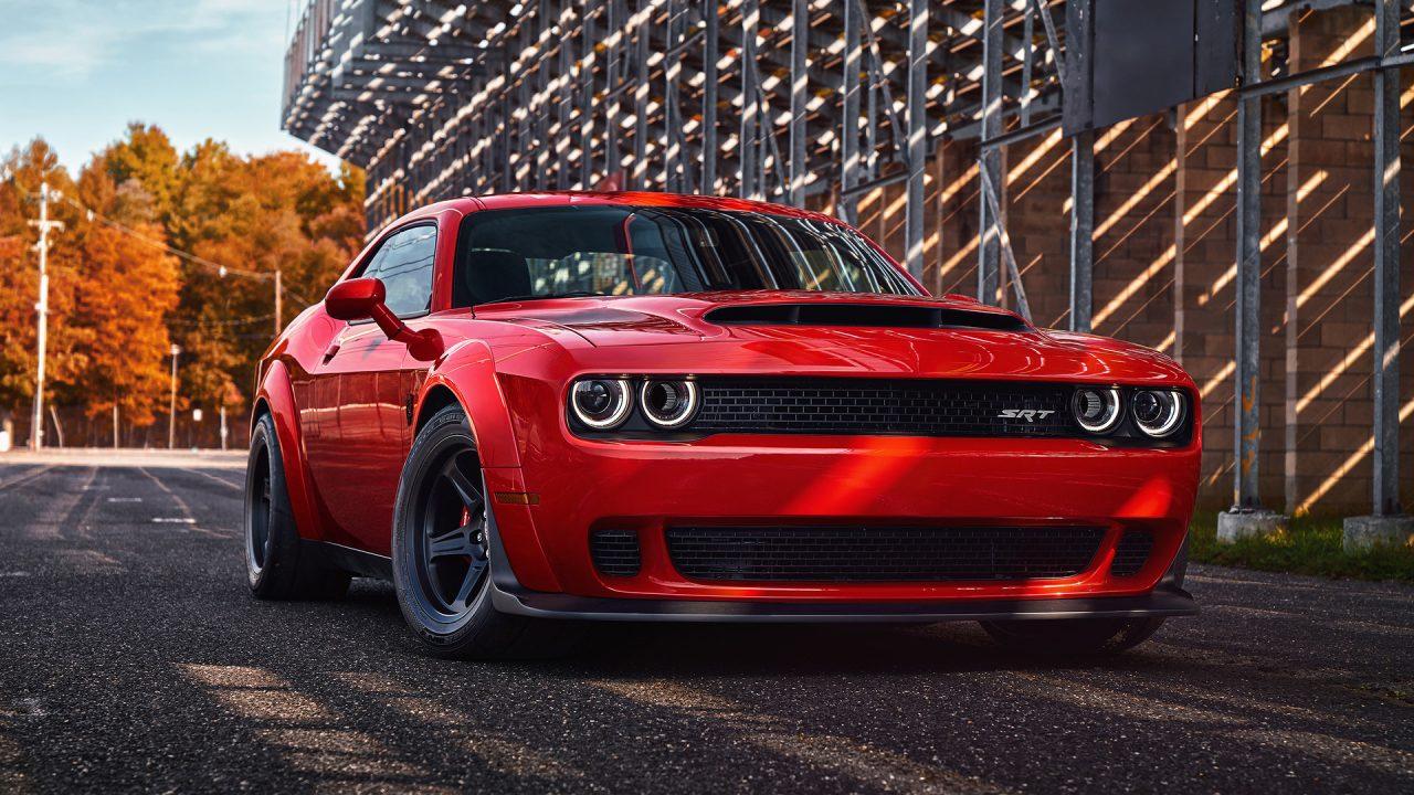 Dodge Challenger SRT Demon officially revealed (video ...