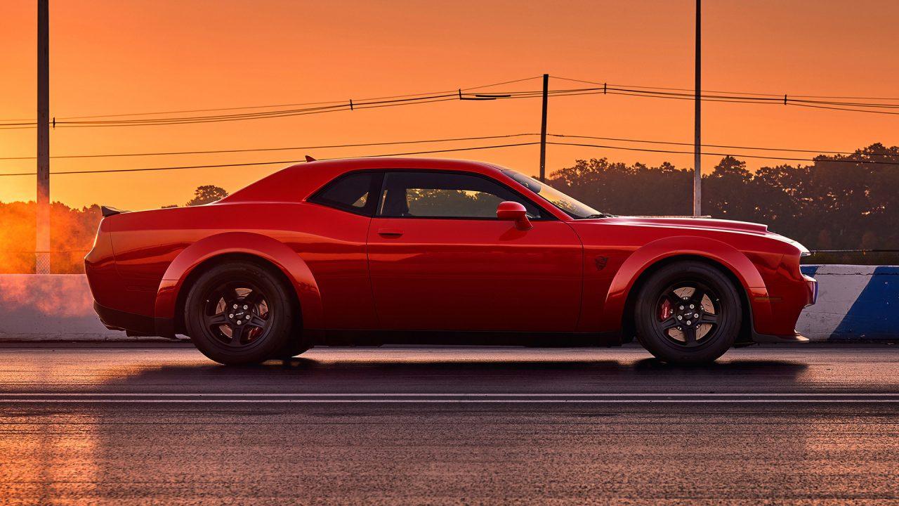 Dodge Challenger Srt Demon Interior >> Dodge Challenger SRT Demon officially revealed (video) | PerformanceDrive