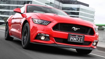 Ford Mustang confirmed to replace Falcon in Supercars series