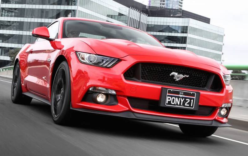Ford Mustang To Enter Supercars With Led By Djr Prodrive