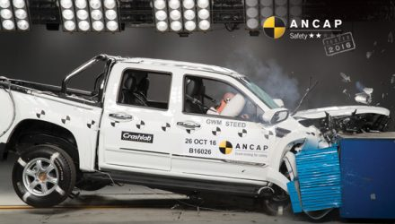 Great Wall Steed scores dismal 2-star ANCAP safety rating