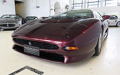 For Sale: 1993 Jaguar XJ220 in Australia