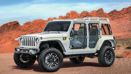Jeep plans special concepts for Moab Safari event