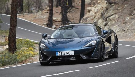McLaren considering four-seat 2+2 GT car – report