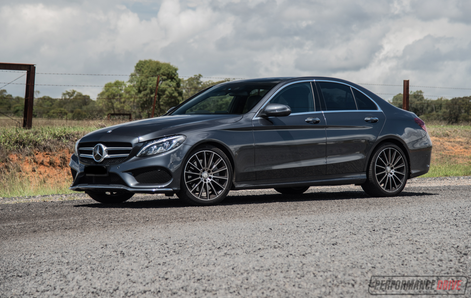 mercedes benz c 250 amg line review video performancedrive