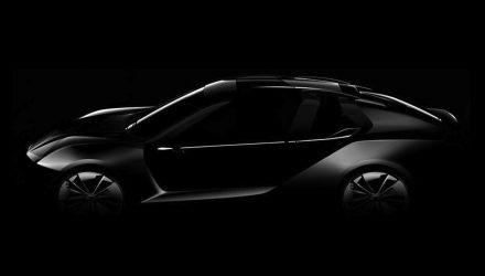 Qoros & Koenigsegg co-develop cool '9 QlectriQ' fastback concept