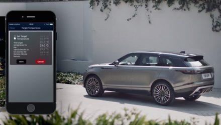 Video: Range Rover Velar design & technology detailed