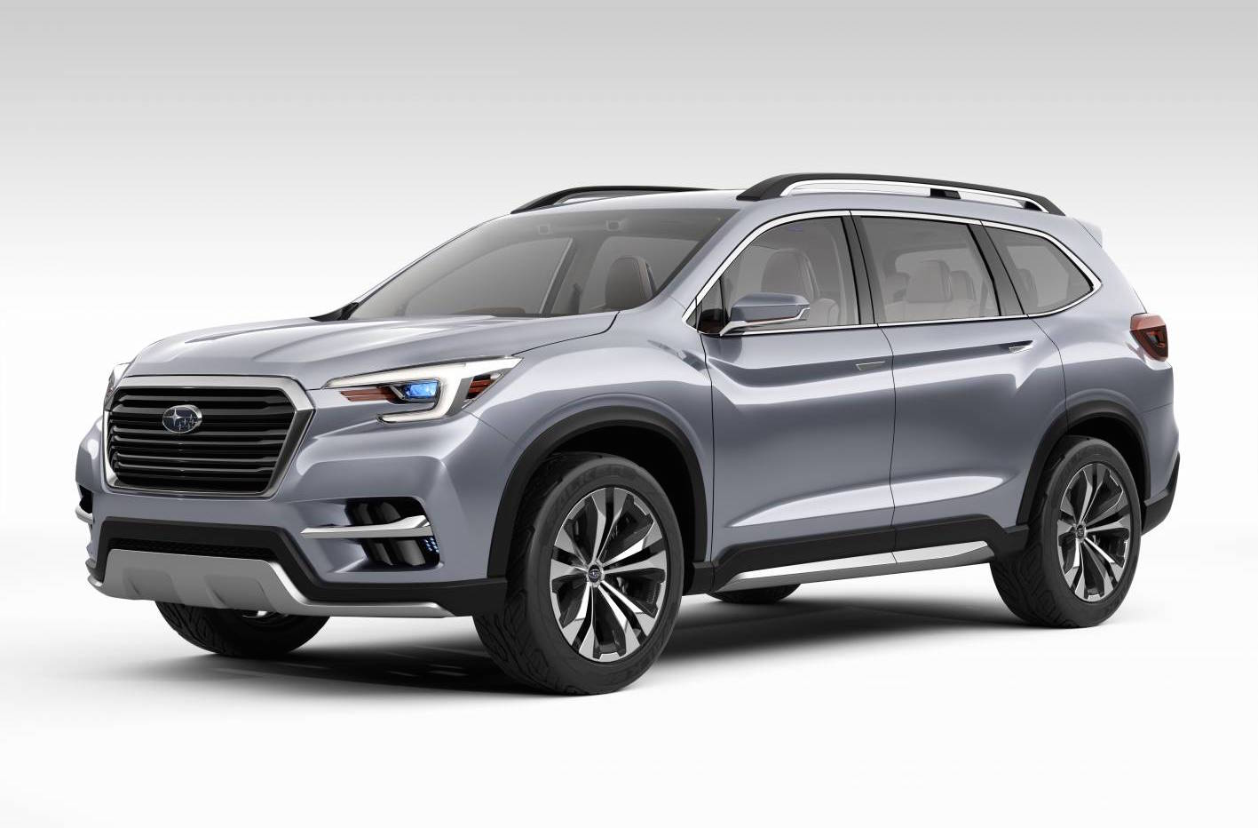 Fans of the Subaru Tribeca might be pleased to hear Subaru is planning ...