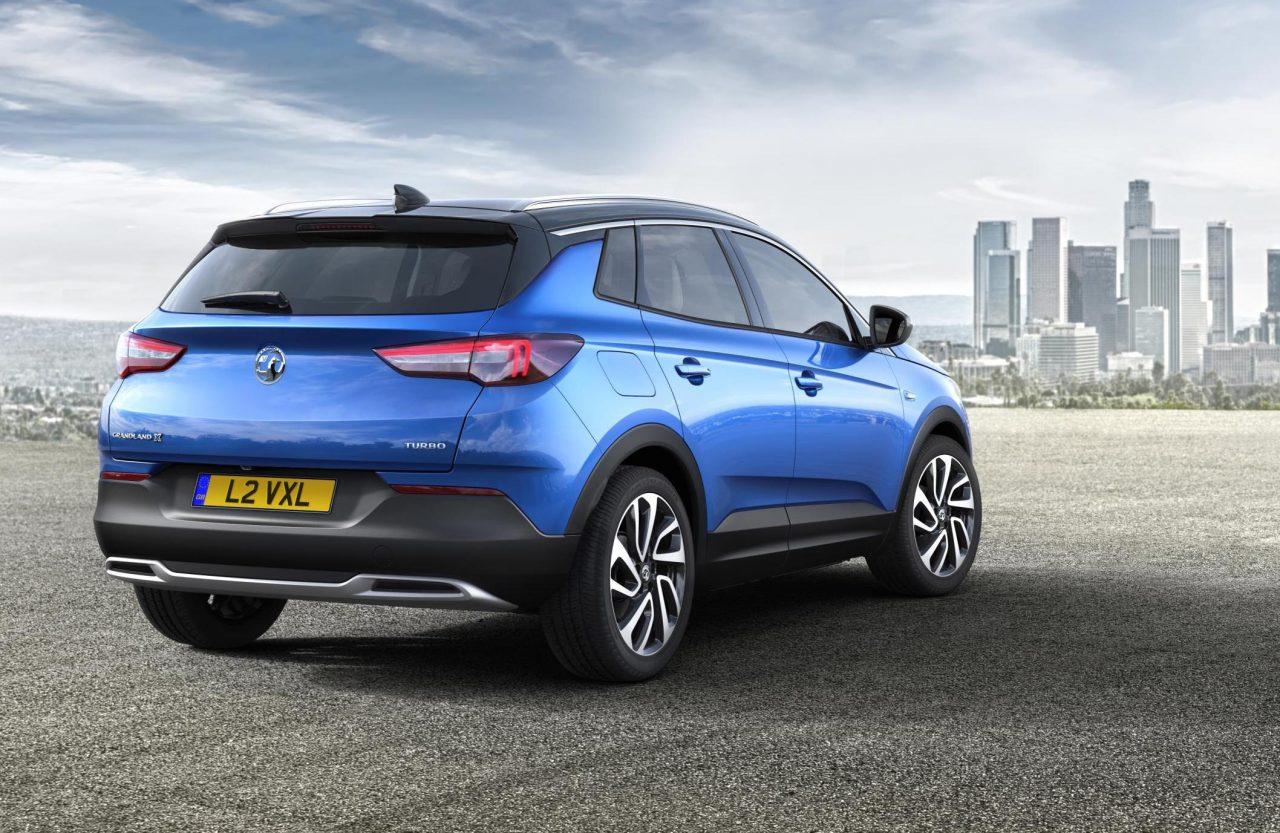 Vauxhall Grandland X revealed as GM's new mid-size SUV ...