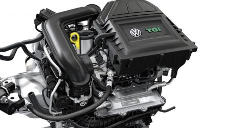 Volkswagen 1.0 TGI CNG