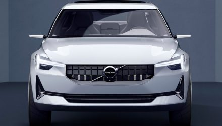 Volvo planning compact '20 series' model line to sit beneath 40 series?