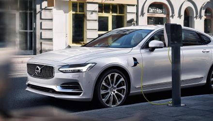 Volvo will produce its first electric vehicle in China