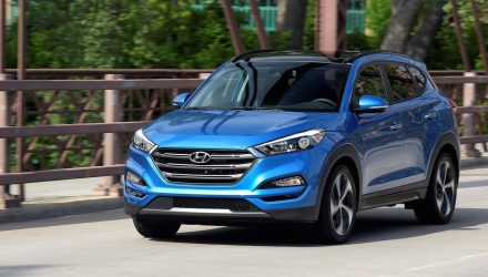 Hyundai Tucson N performance SUV under consideration