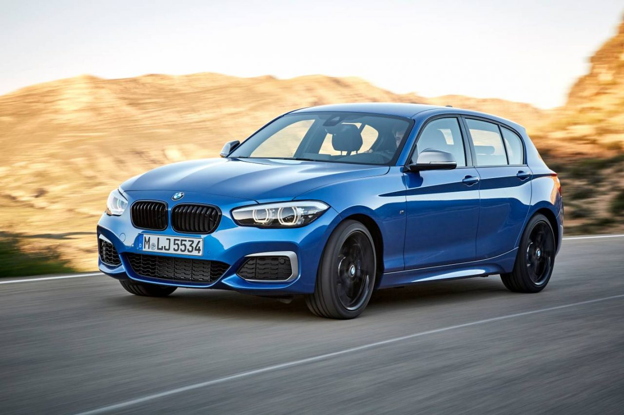 2017 bmw 1 series update announced last rwd before fwd model arrives performancedrive. Black Bedroom Furniture Sets. Home Design Ideas