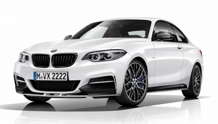 Racy BMW M240i Performance Edition announced, just 750 planned