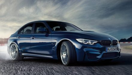 2017 BMW M3 & M4 LCI update arrives in July, Pure edition from $129,900