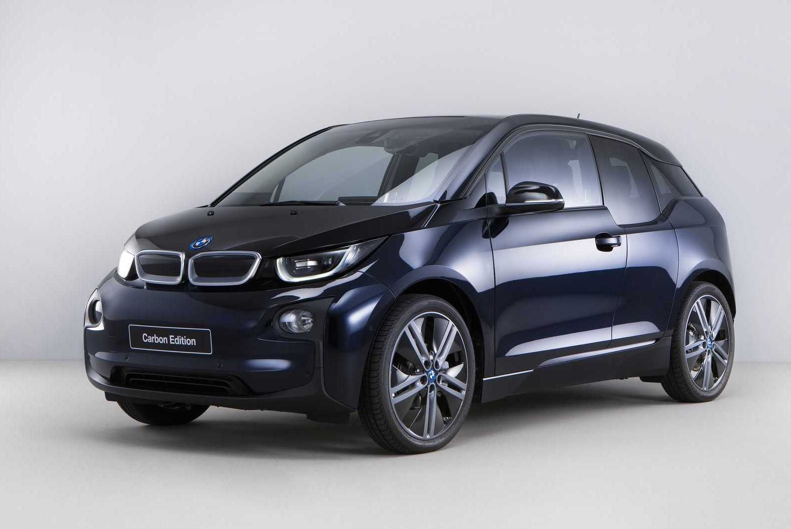 bmw i3 carbon edition announced in netherlands performancedrive. Black Bedroom Furniture Sets. Home Design Ideas