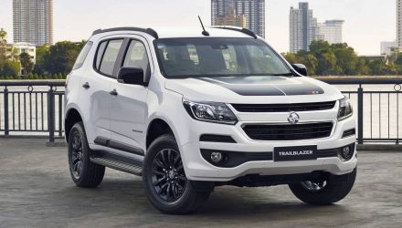 2017 Holden Trailblazer Z71 on sale in Australia, 400 up for grabs