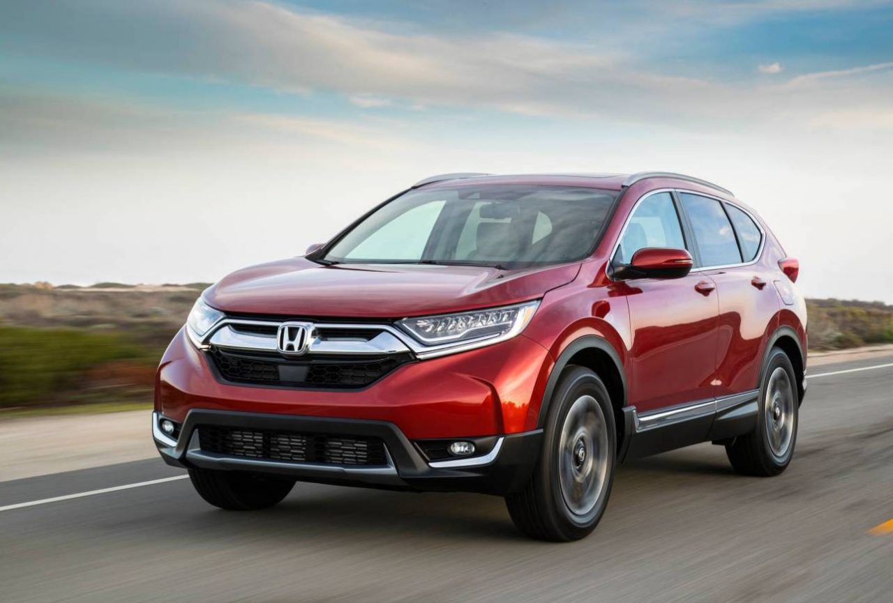 new look 2017 honda cr v vtec turbo confirmed for australia performancedrive. Black Bedroom Furniture Sets. Home Design Ideas