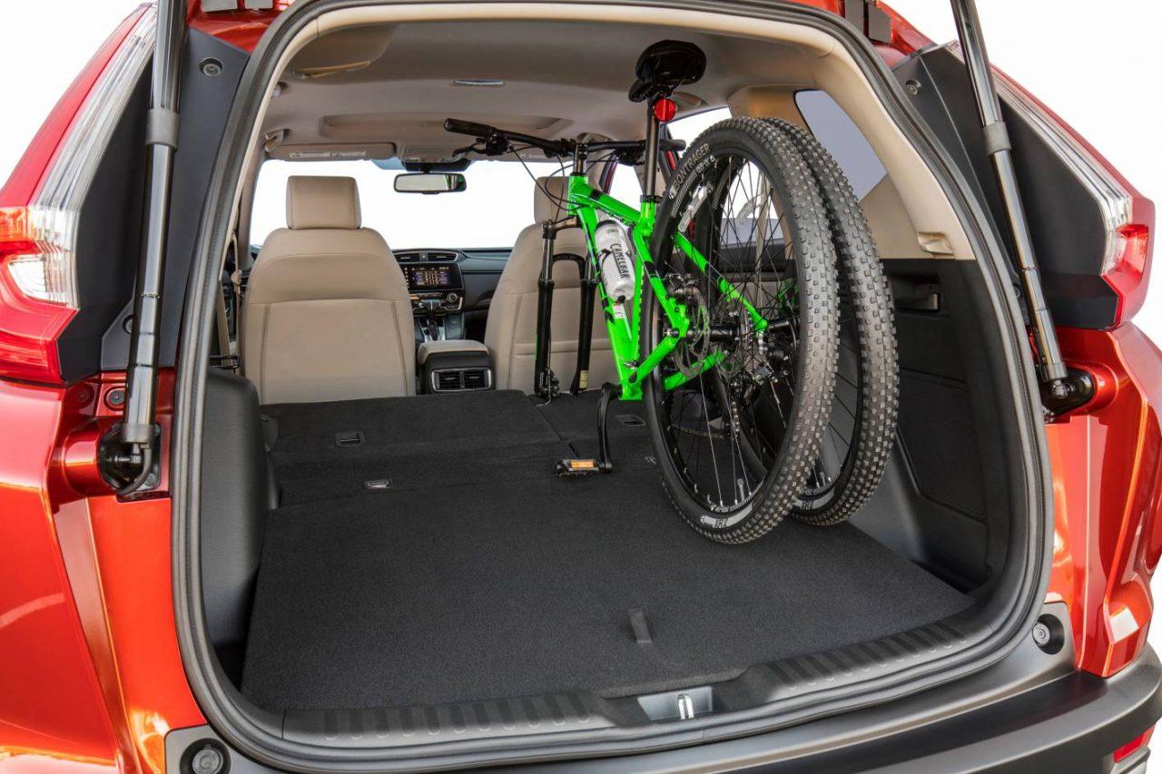 New Look 2017 Honda Cr V Vtec Turbo Confirmed For