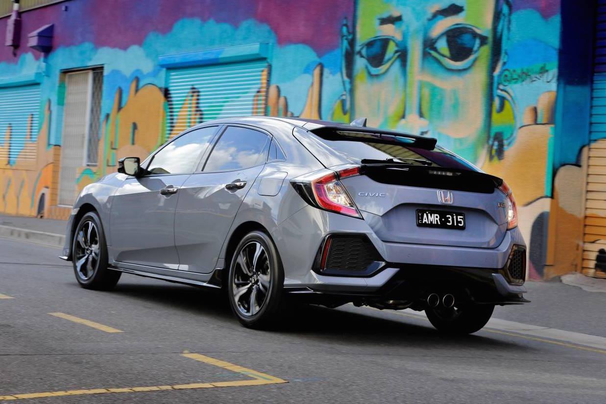 2017 Honda Civic Hatch Now On Sale In Australia