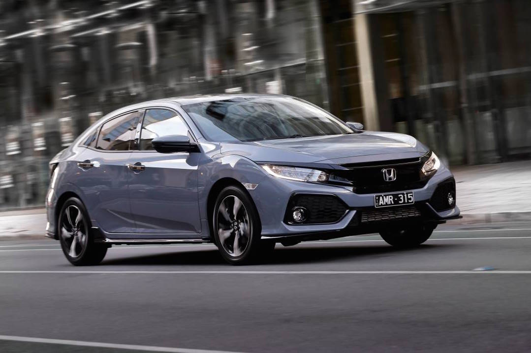 2017 honda civic hatch now on sale in australia performancedrive. Black Bedroom Furniture Sets. Home Design Ideas