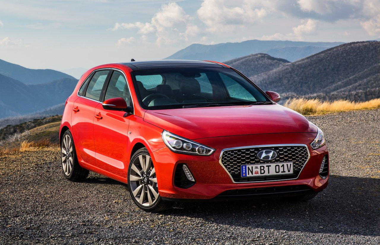 2017 hyundai i30 review australian launch performancedrive. Black Bedroom Furniture Sets. Home Design Ideas