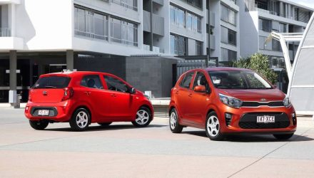 2017 Kia Picanto now on sale in Australia from $14,190