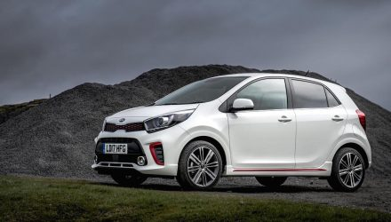 Kia Picanto GT-Line turbo on the cards for Australia