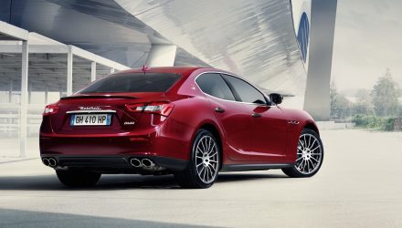 Maserati Ghibli Sport edition announced for Australia