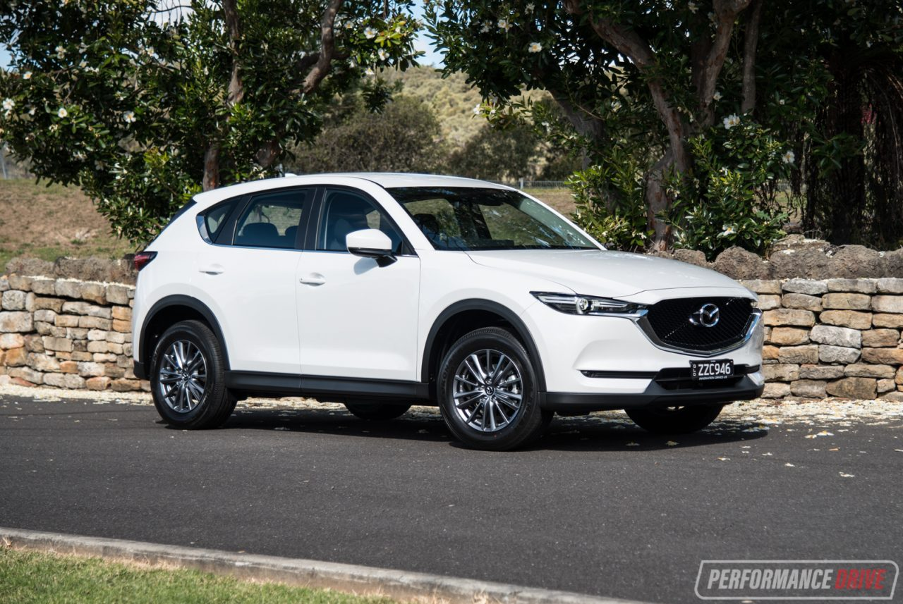 2017 mazda cx 5 maxx sport review video performancedrive. Black Bedroom Furniture Sets. Home Design Ideas