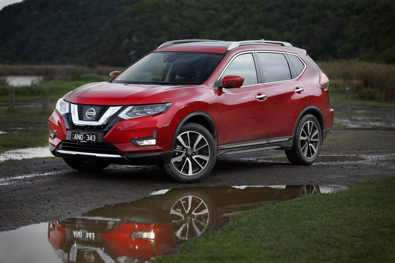 2017 nissan x trail on sale in australia from 27 990 new 2 0l diesel performancedrive. Black Bedroom Furniture Sets. Home Design Ideas