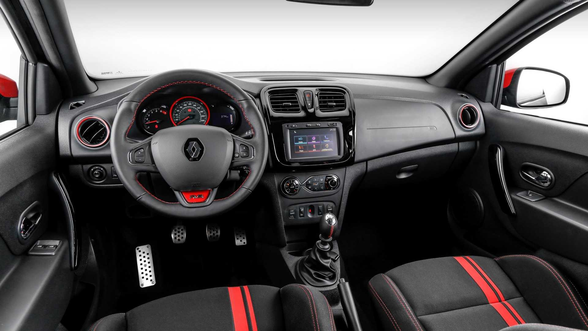 2017 renault sandero rs interior - Dacia duster 2017 interior ...