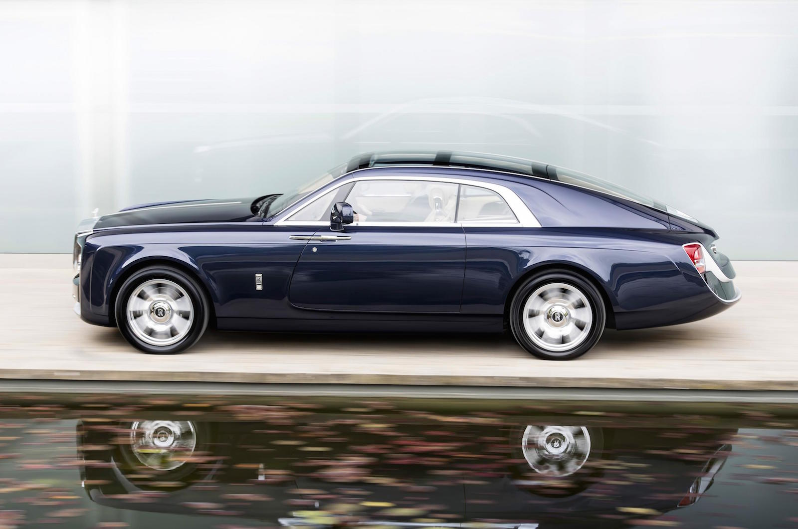 Rolls-Royce Sweptail Archives | PerformanceDrive