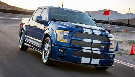 2017 Shelby F-150 Super Snake announced