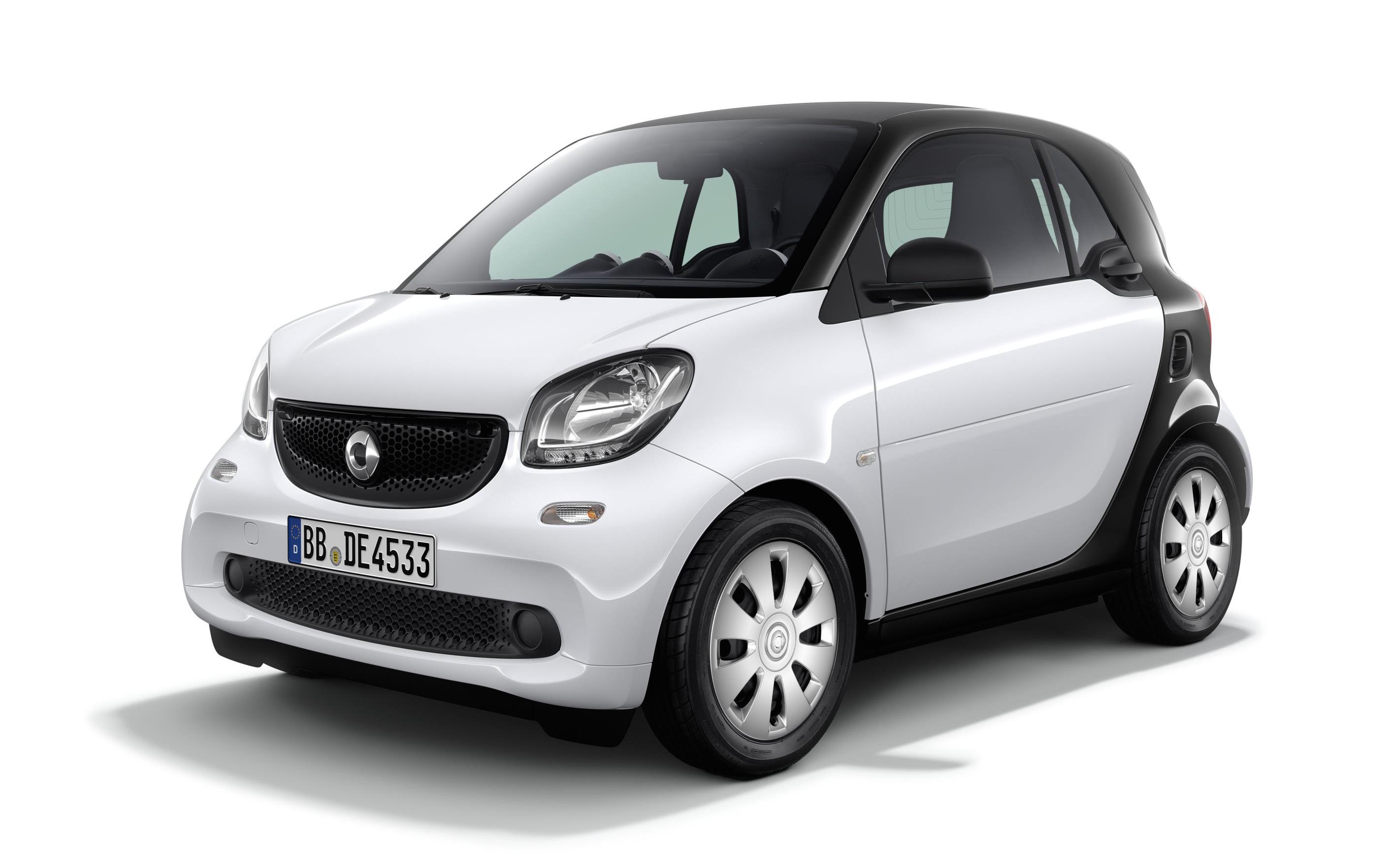 new smart fortwo forfour pure editions announced in uk performancedrive