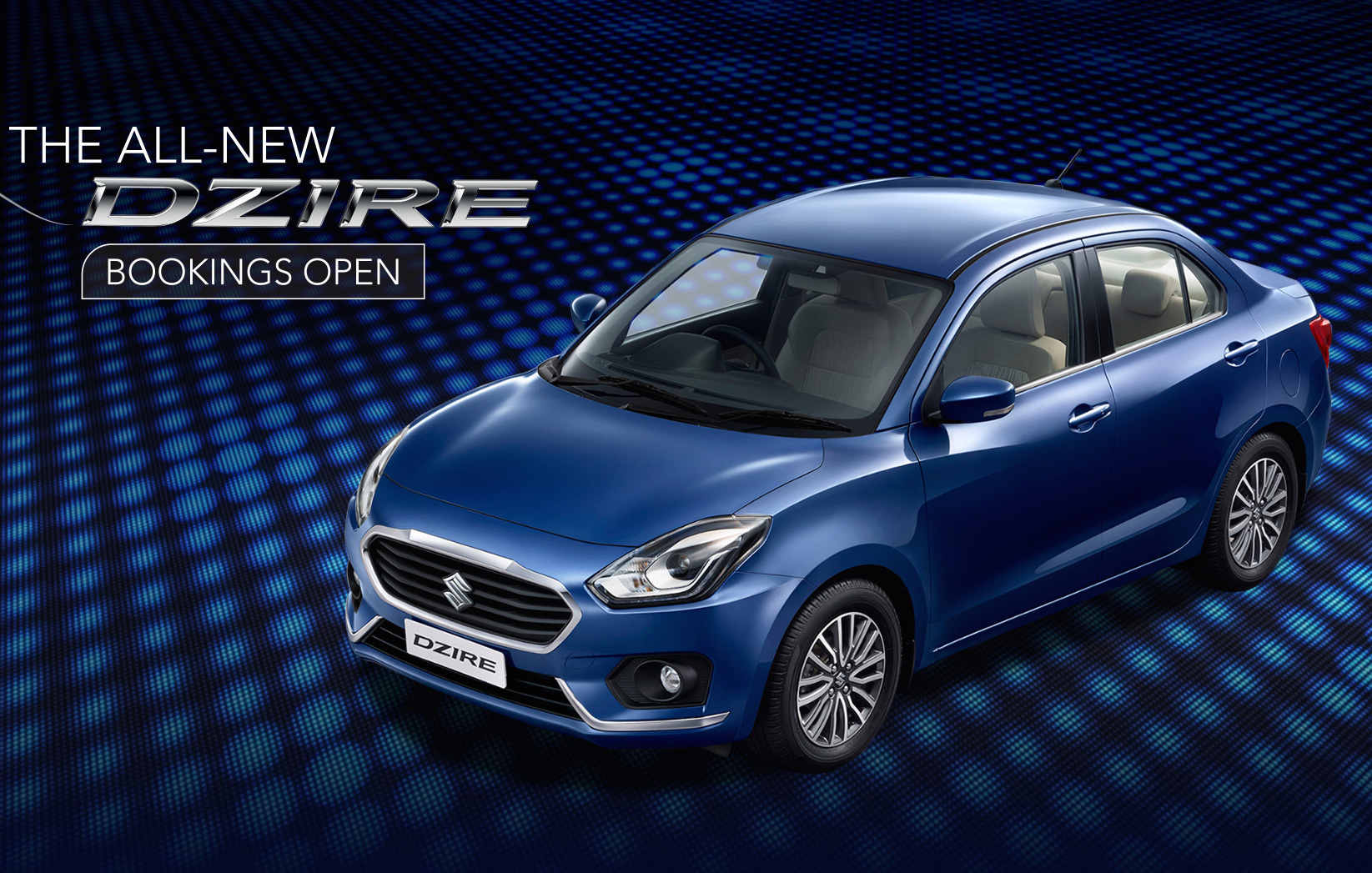 Maruti opens bookings for all new Dzire