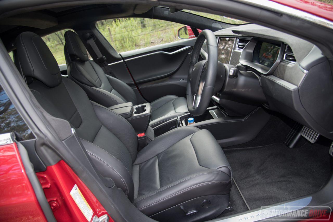 2017 Tesla Model S P100D review   PerformanceDrive
