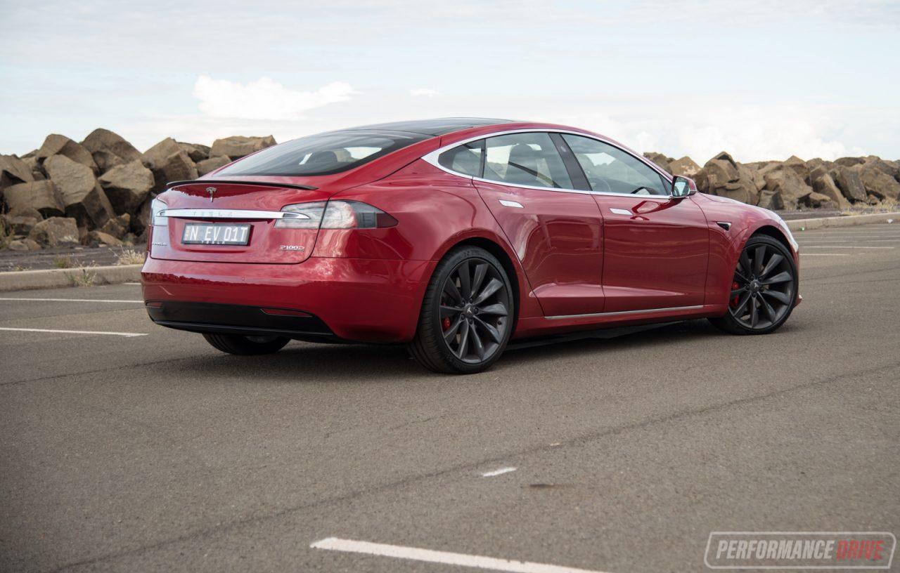 2017 Tesla Model S P100D review | PerformanceDrive