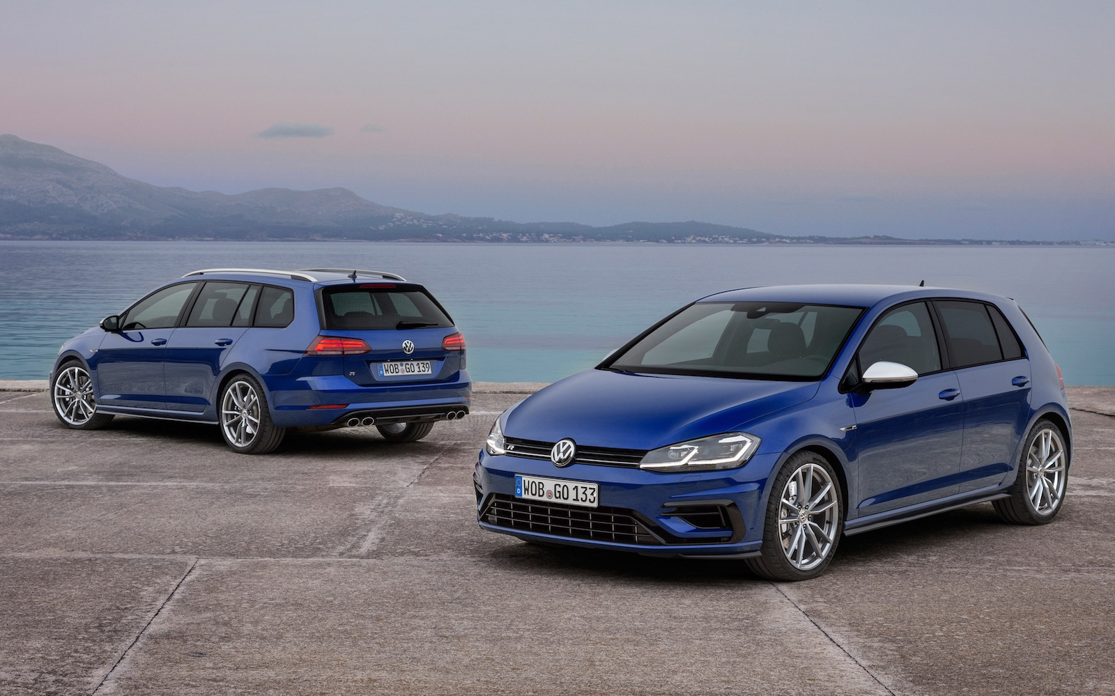 2017 volkswagen golf r australian prices announced wagon added performancedrive. Black Bedroom Furniture Sets. Home Design Ideas